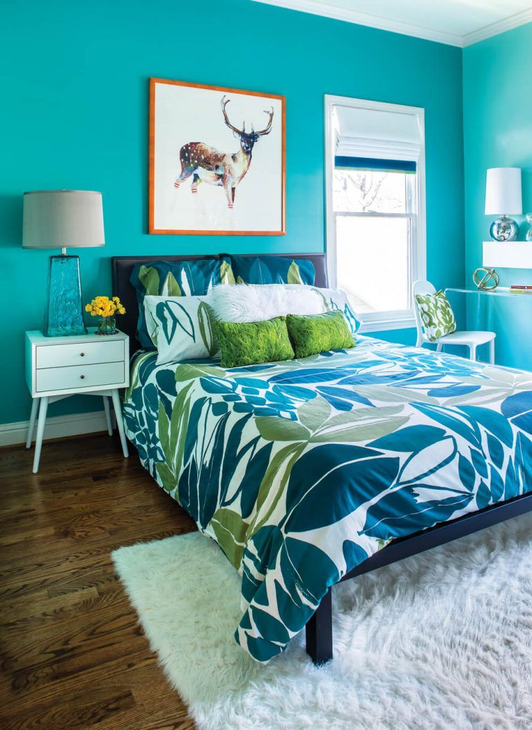 25 Turquoise Room Decorations Aqua Exoticness Ideas And