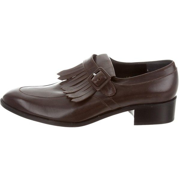 Pre-owned - Leather flats Robert Clergerie HzgPwgrLgQ
