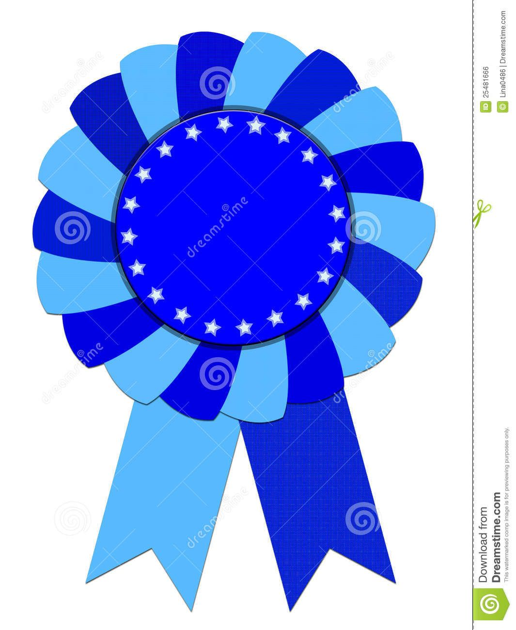 Blue Ribbon Award Blue Ribbon Award Blue Ribbon Stock Images Free