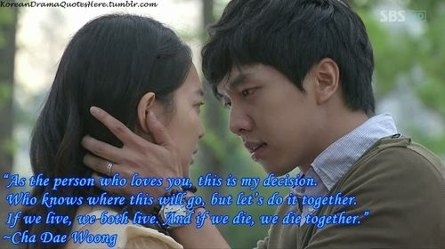 love this quote and kdrama girlfriend is a gumiho nine tailed
