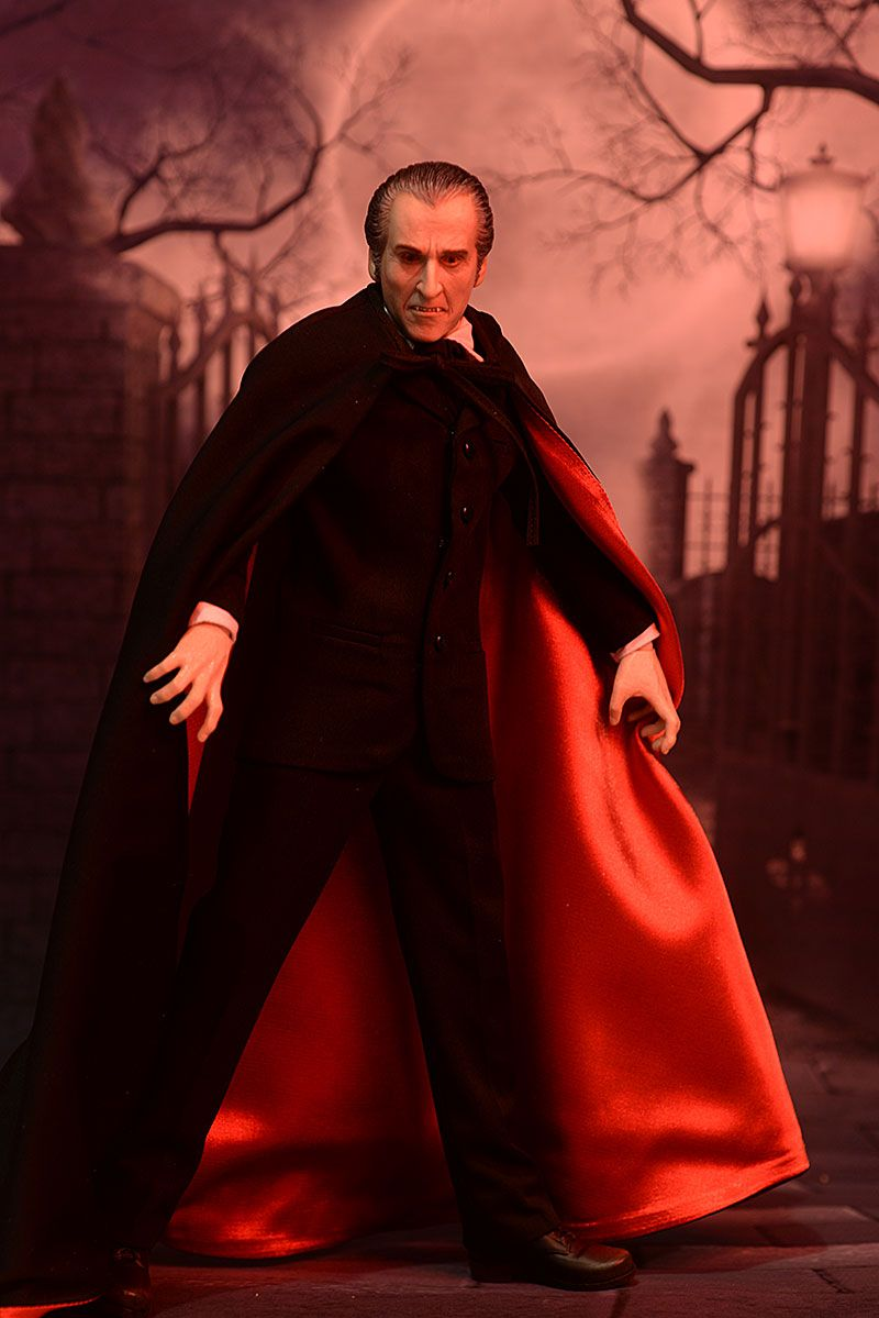 Christopher Lee Dracula 1/6th scale action figure ...
