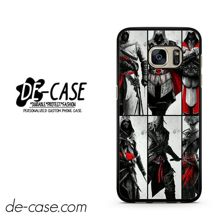 Assasin Creeds DEAL-1030 Samsung Phonecase Cover For Samsung Galaxy S7 / S7 Edge
