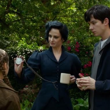 Movies: Miss Peregrine celebrates 'Loop Day' with a peculiar new movie clip