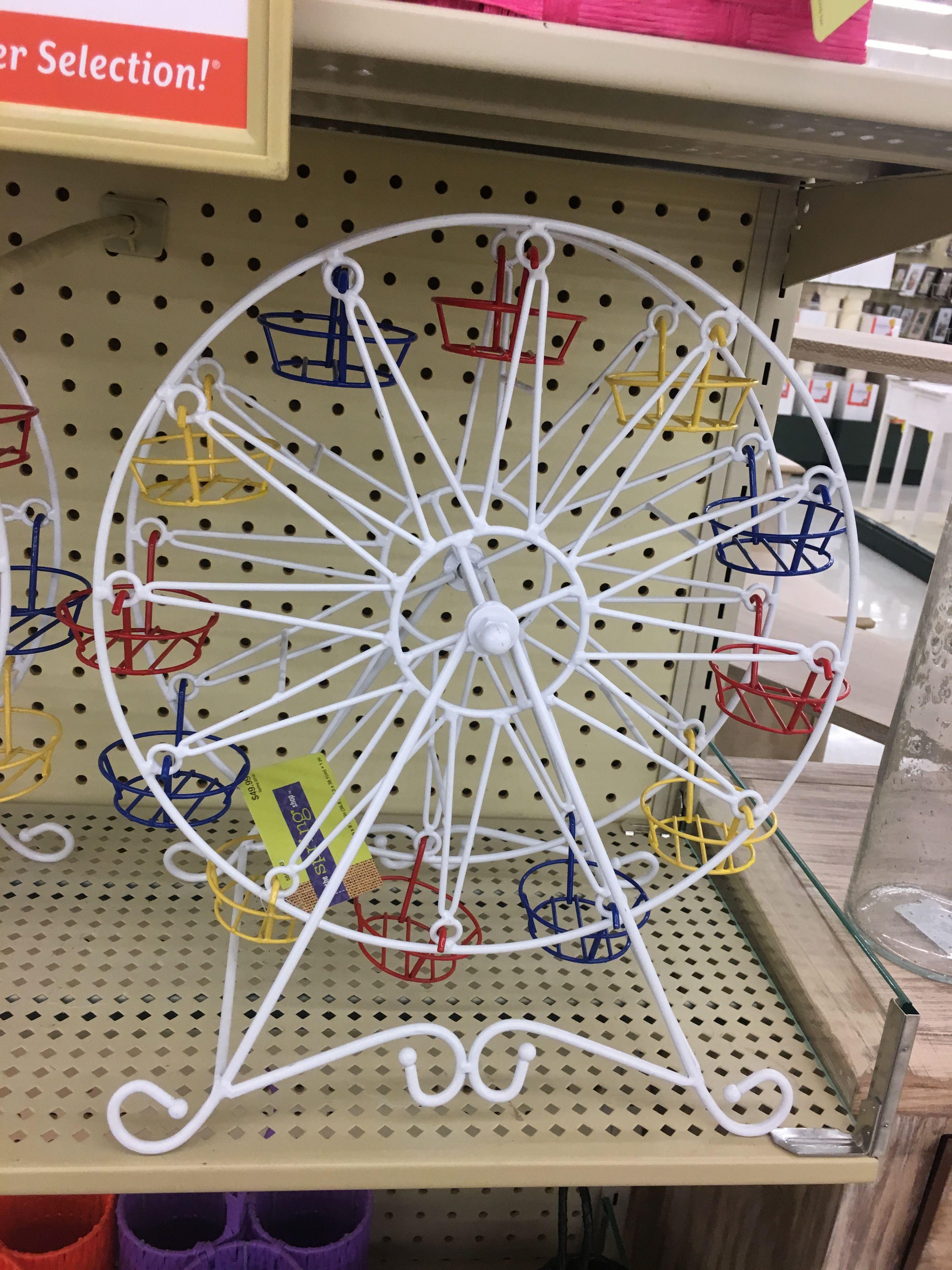 Ferris Wheel Cupcake Or Candle Holder Hobby Lobby Ferris Wheel Cupcake Holder Ferris Wheel Wheel