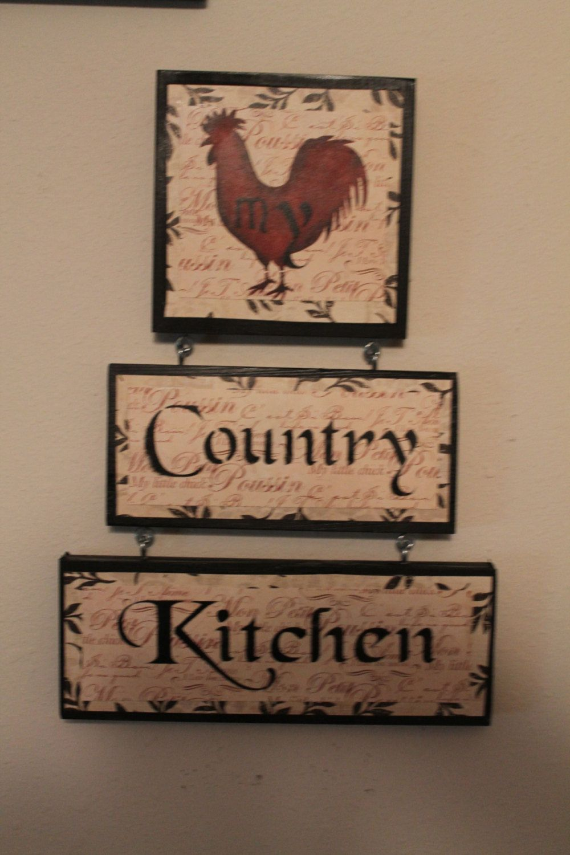 Rooster Kitchen Stuff