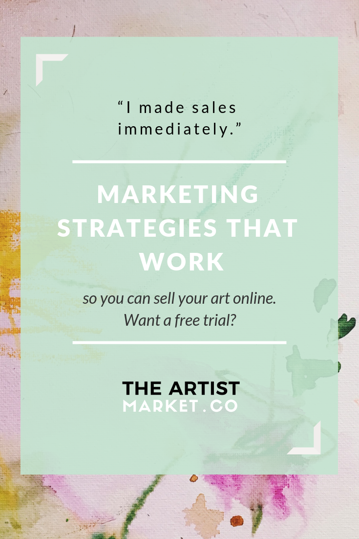 Artist S Marketing Basics Bundle Art Business Artist Blog Marketing