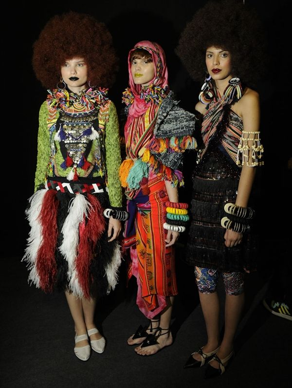 BACKSTAGE SPFW 2014