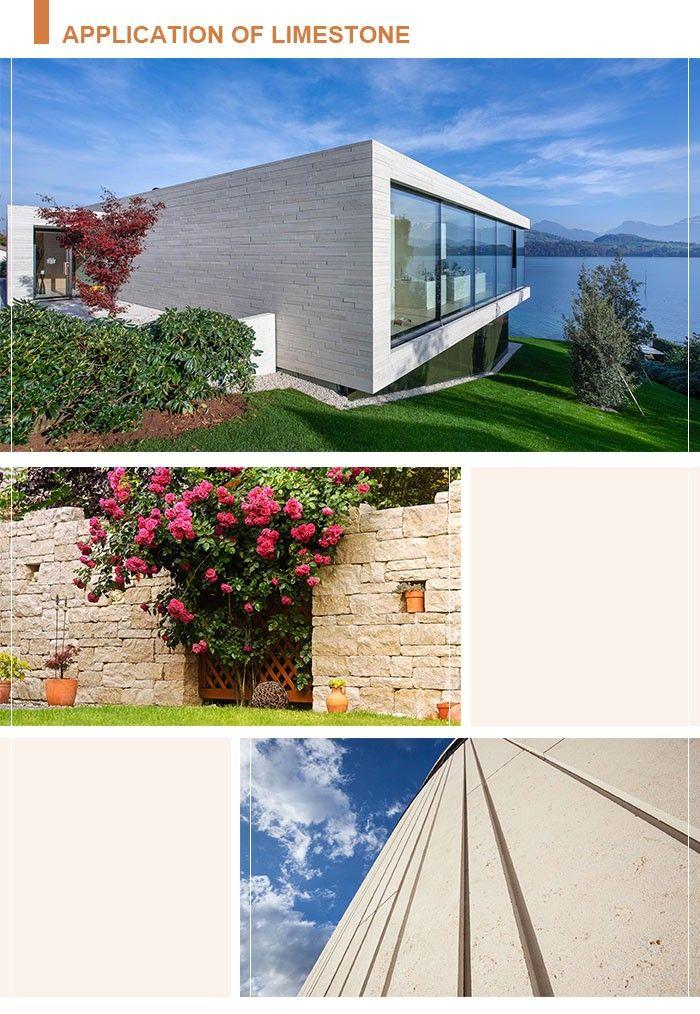 Best Price Ataija Grey Limestone Exterior Wall Claddings,limestone Tiles