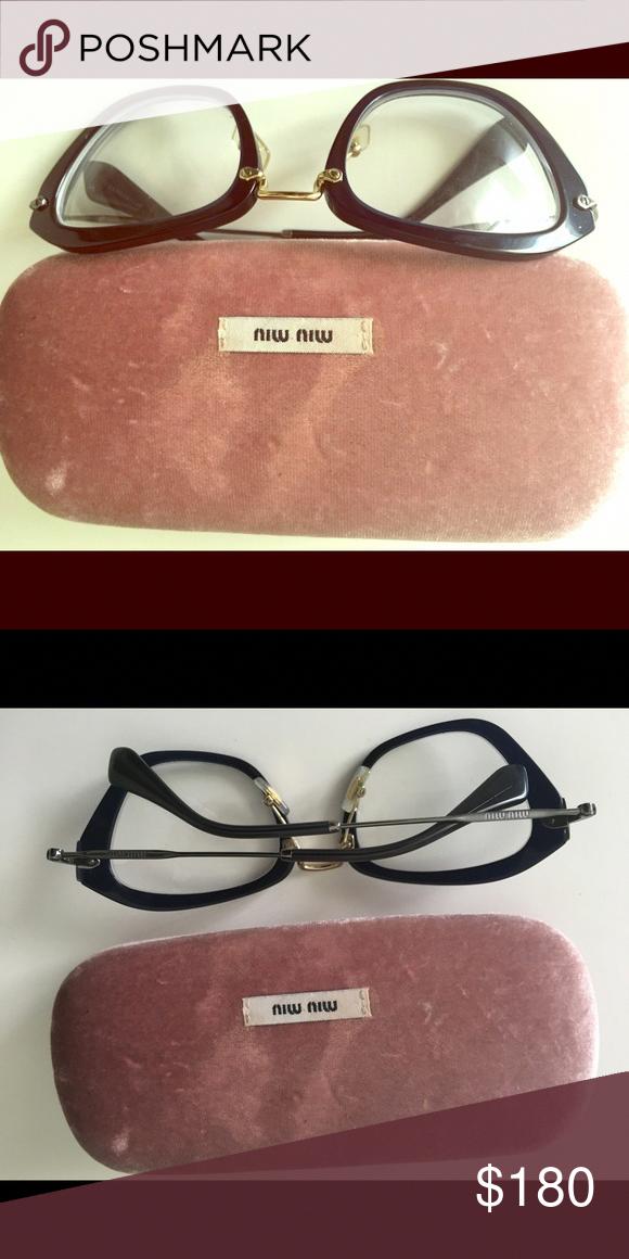 3df9c3e8c13 Miu miu glasses Miu miu prescription glasses Accessories Glasses  MiuMiu