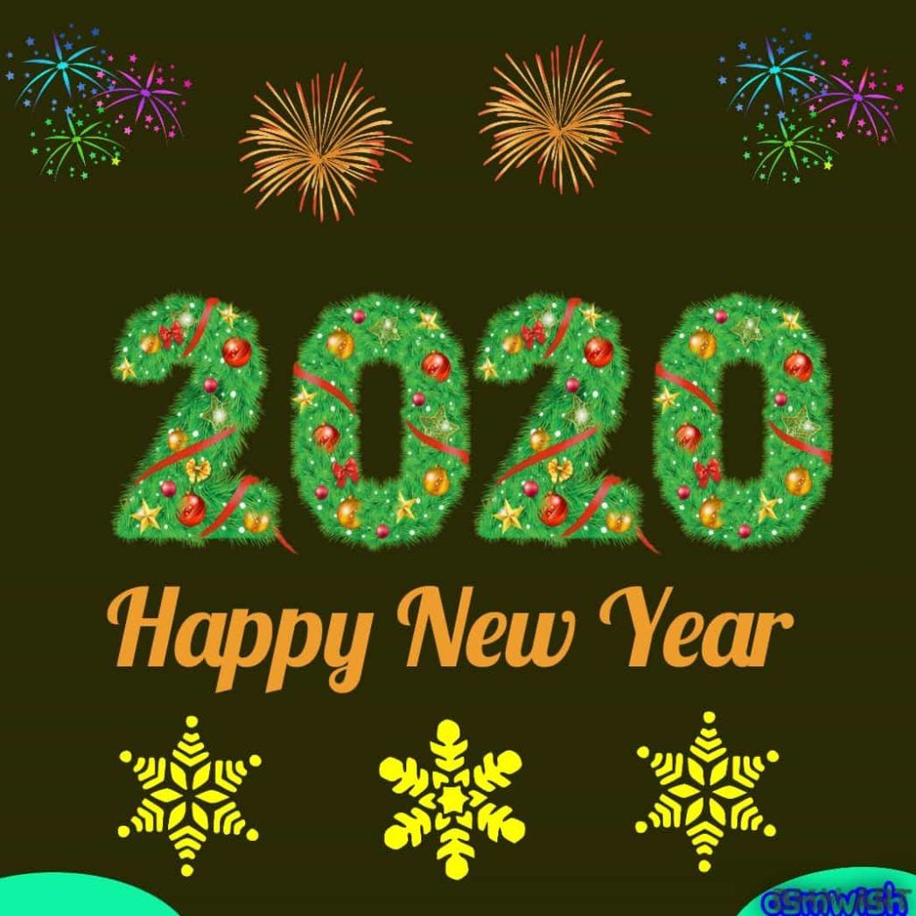 25+ Best Happy New year 2020 images Happy new year