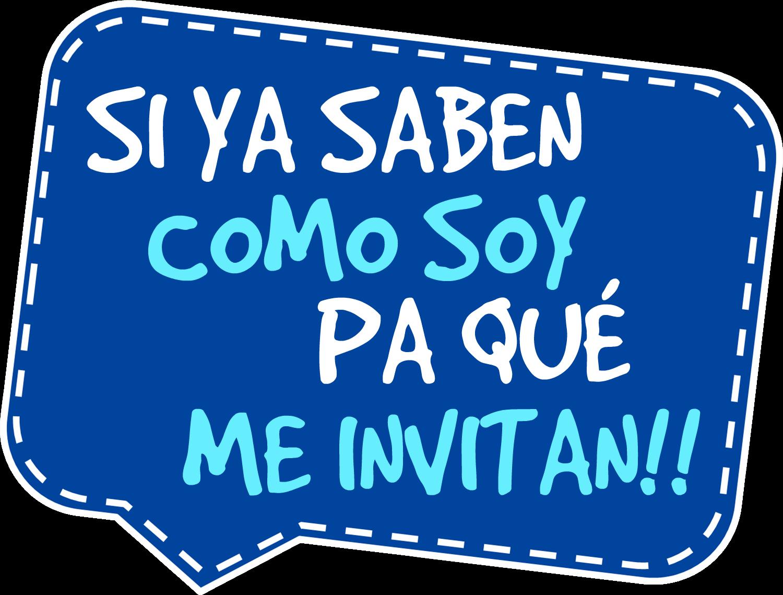 Letrero Para Fiesta Frases De Fiesta Letreros