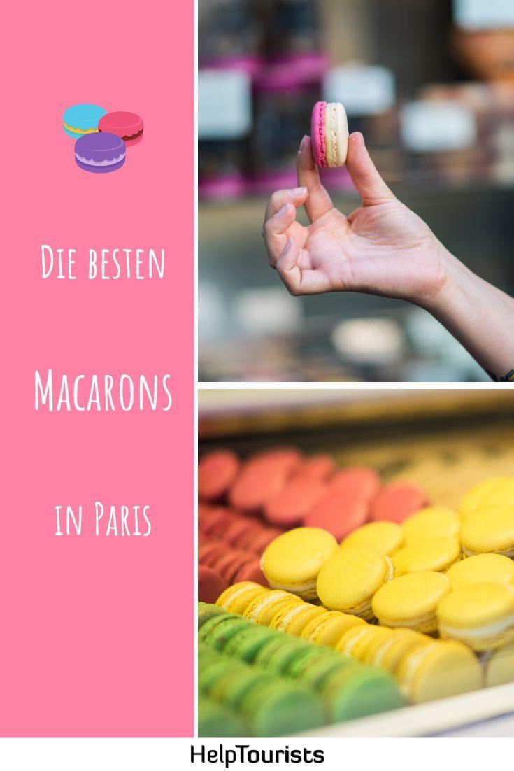 Die besten Macarons in Paris -