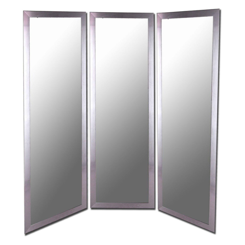 Diy Full Length Tri Mirror