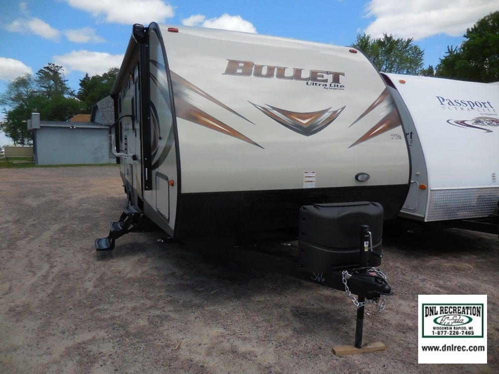 2016 Bullet 243BHS available at DNL Recreation in