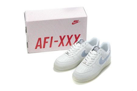 more photos 01d09 a961b Nike Air Force 1 Bespoke By Pete Premium Laces White