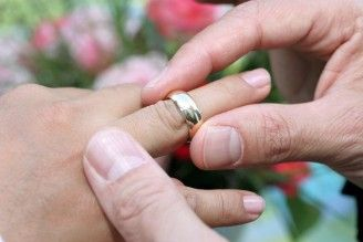 Notes From Middle Germany Why Do Germans Wear Wedding Rings On