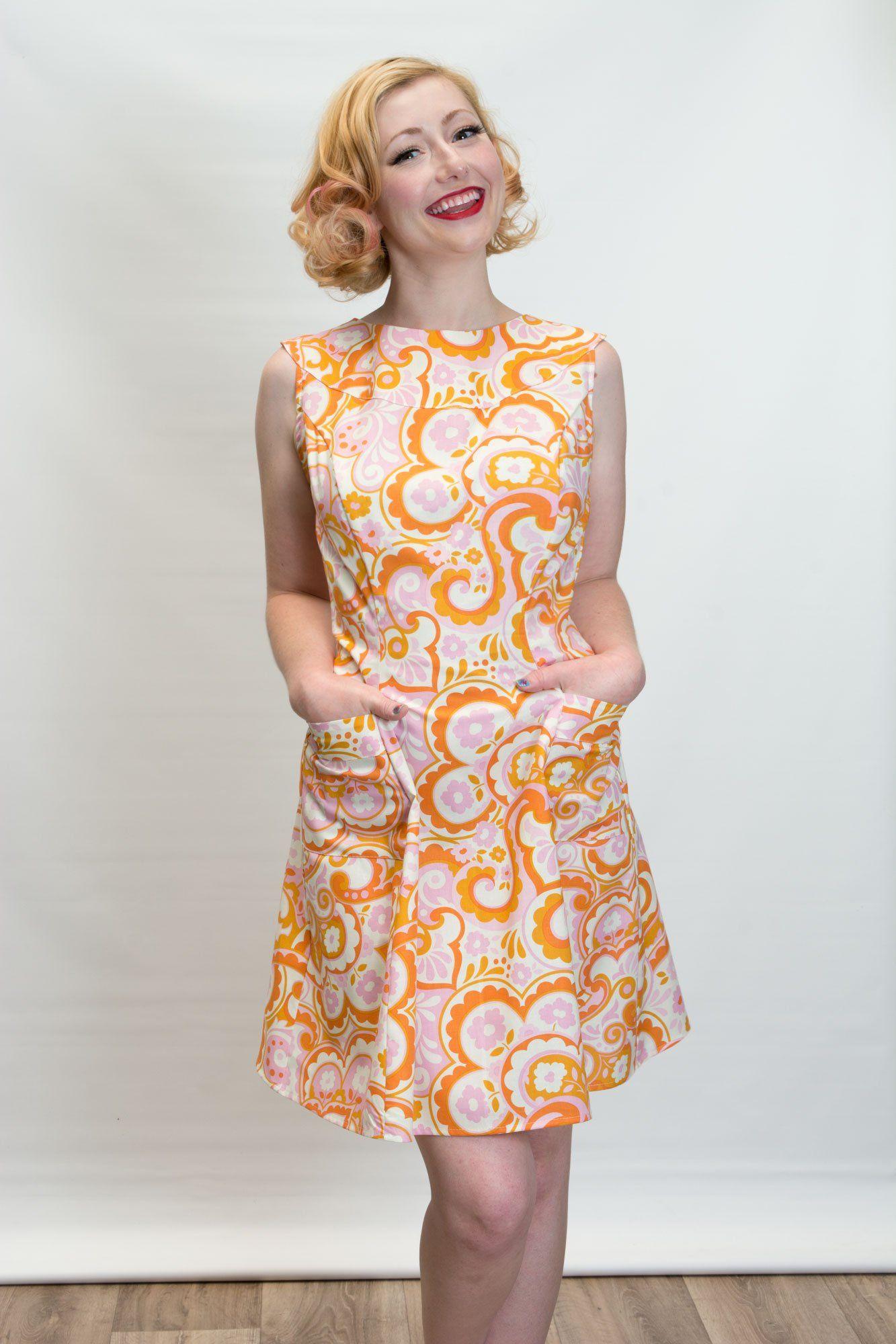 60s Dresses 1960s Dresses Mod Mini Hippie Mod Dress Vintage Girls Clothes Gogo Dress [ 2000 x 1333 Pixel ]