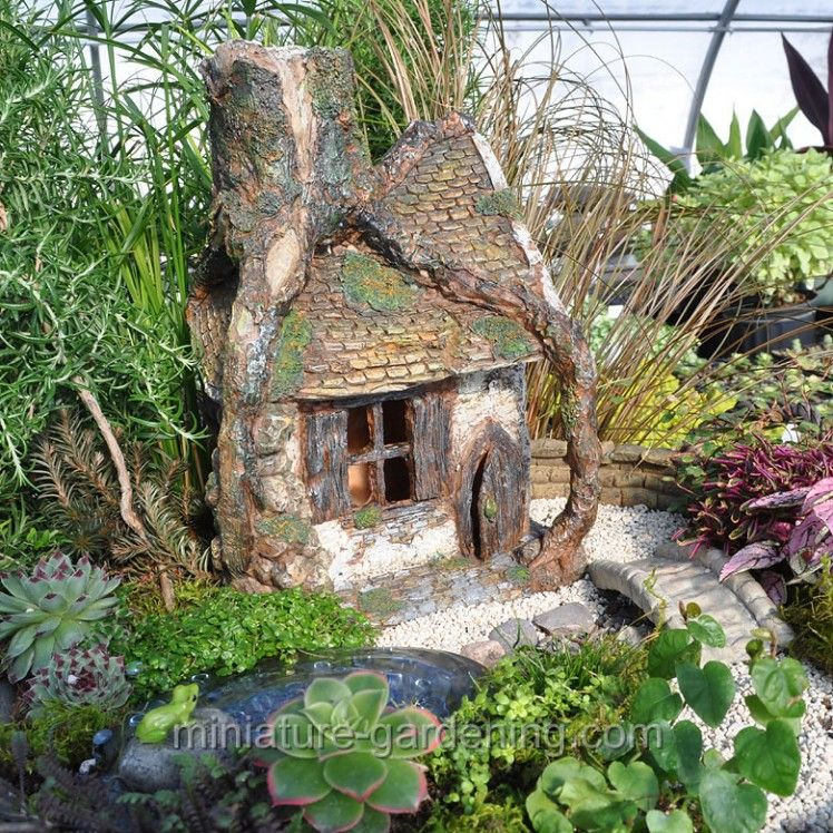 Wonderful Fairy Houses To Make | Fairy Garden Houses U2013 Part I | Lush Little  Landscapes «