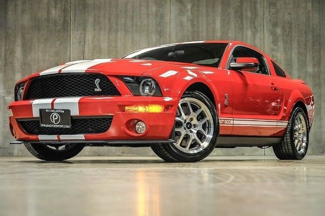 2008 Ford Mustang Shelby Gt500 Our Famous Wheel Brands Think