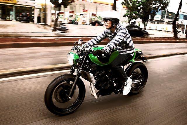 cafe racers - ninjette | bikes smc likes | pinterest | cafes