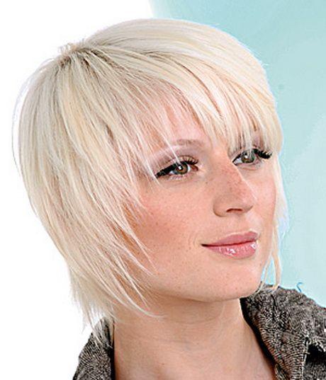 Freche Kurzhaarfrisuren Für Feines Haar Frisuren Pinterest