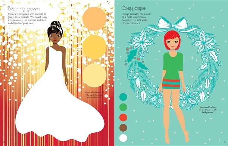 Fashion Designer Winter Collection At Usborne Children S Books Winter Collection Fashion Design Usborne