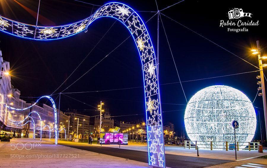 Navidad en La Marina  by subastadorruben2014