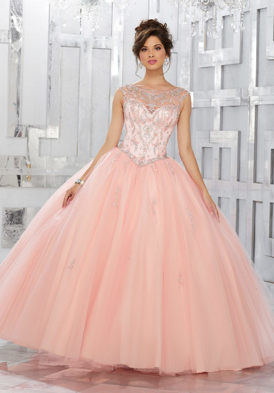 Mori Lee Vizcaya Quinceanera Dress Style 89150 | Vestiditos