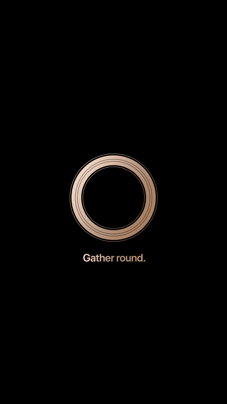 Gather Round Apple Event Wallpapers Apple Watch Wallpaper Gather Round Wallpaper