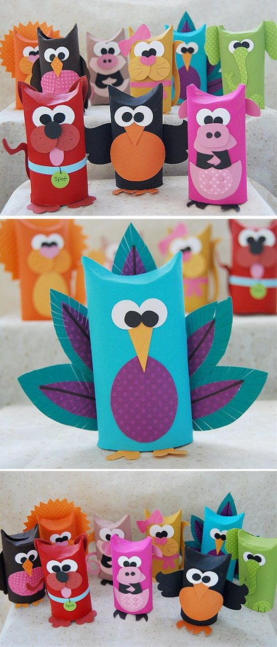 15 Amazing DIY Paper Crafts Tutorials For Your Kids