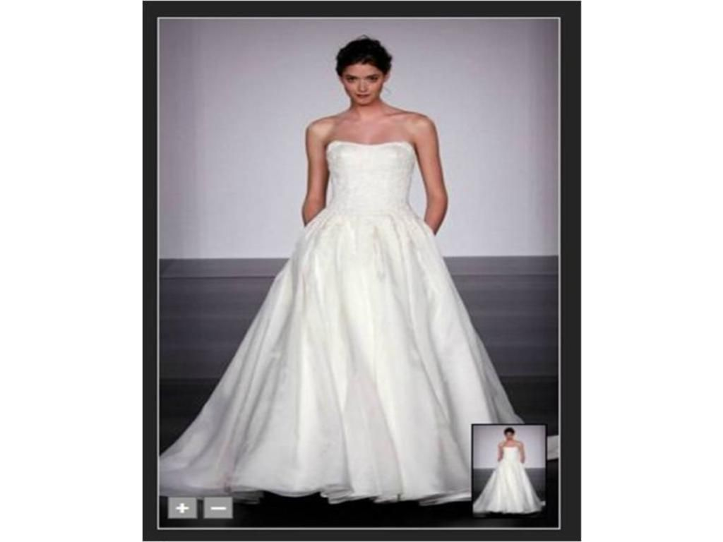 Priscilla of Boston Kenyon, $615 Size: 16 | Used Wedding Dresses ...