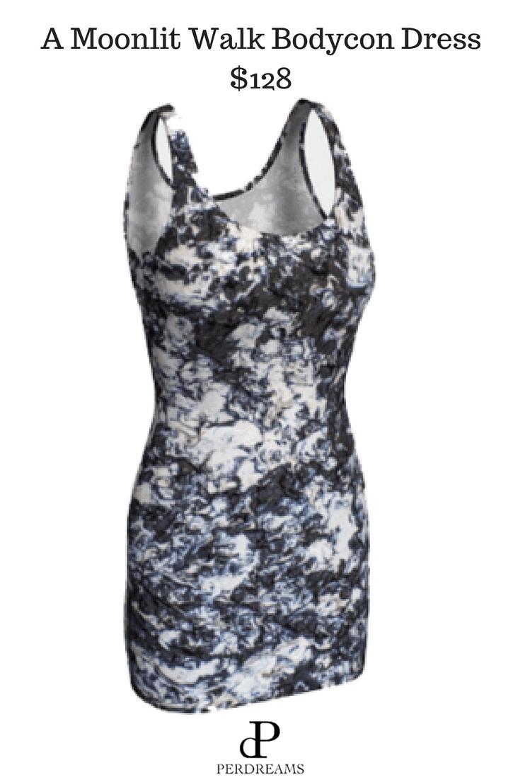 A moonlit walk bodycon dress in best womens dresses summer