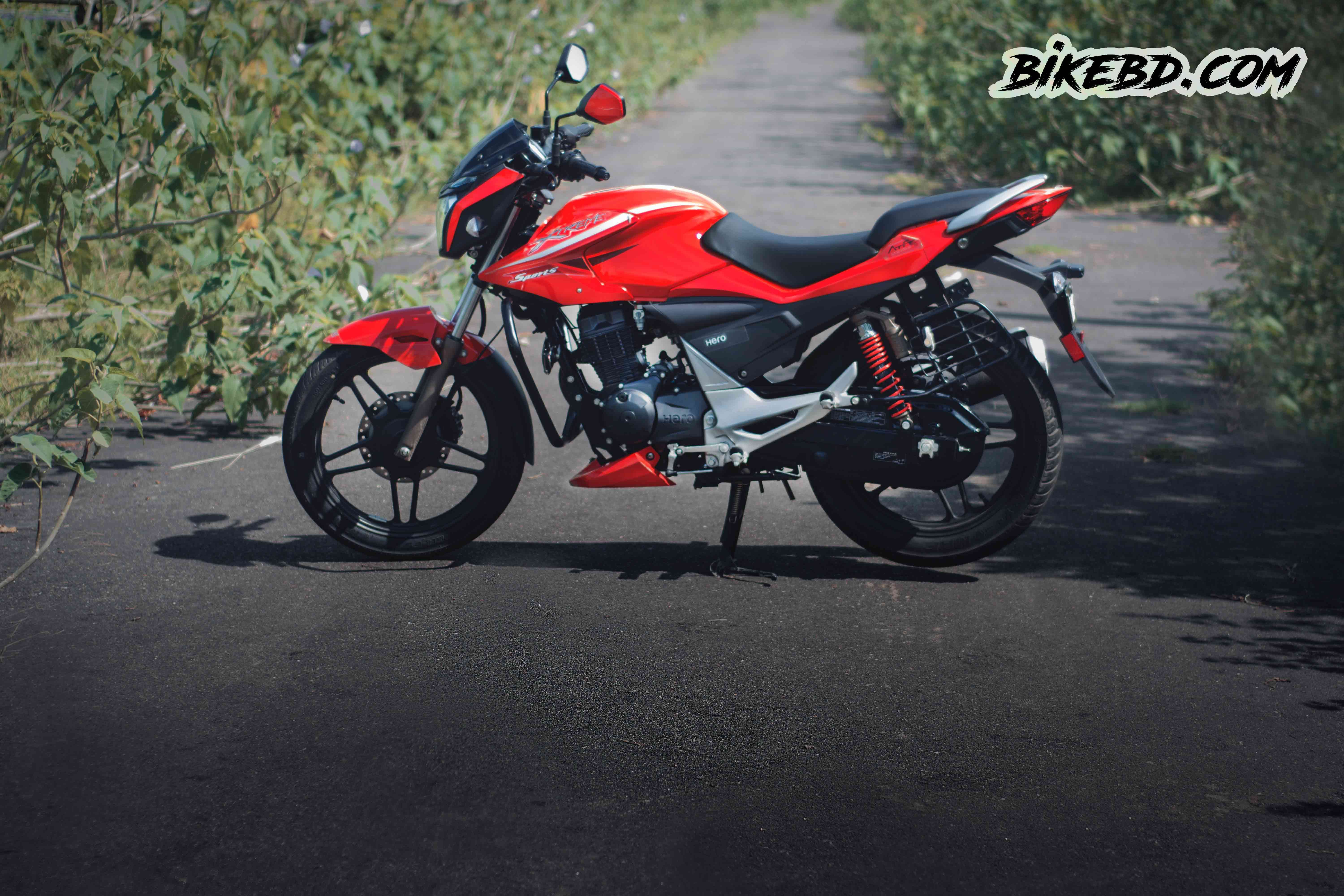 Hero Xtreme Sports Is One Of The Gorgeous Looking Bike In