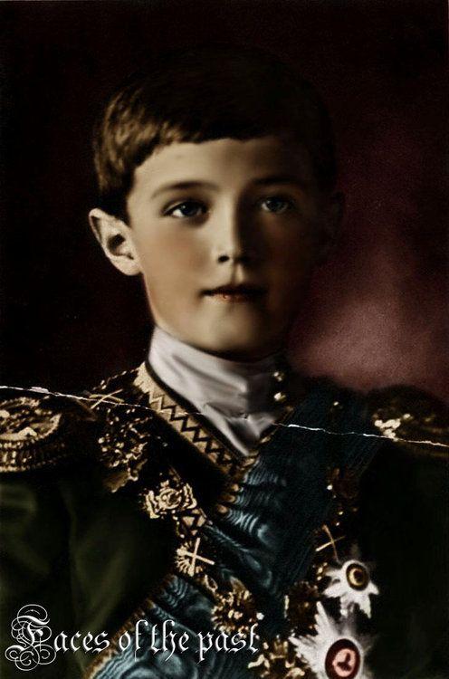 Tsarevich Alexei Nikolaevich Romanov