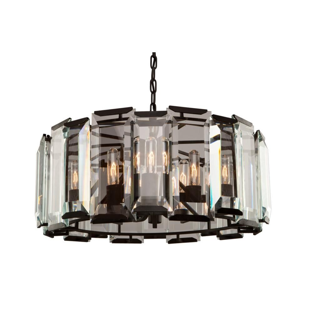 Palisades 9 Light Matt Black Chandelier Home Improvement Ideas Wires And Functional Addition Ceiling Can Possible That The Kind This Is An Incredible To Your Offering Both Function Casual Design You Will Love How Fixture Transforms With