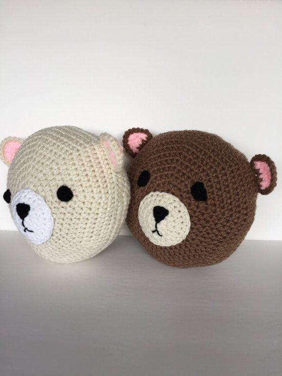 Crochet Polar Bear | Oso polar, Ganchillo y Tejido