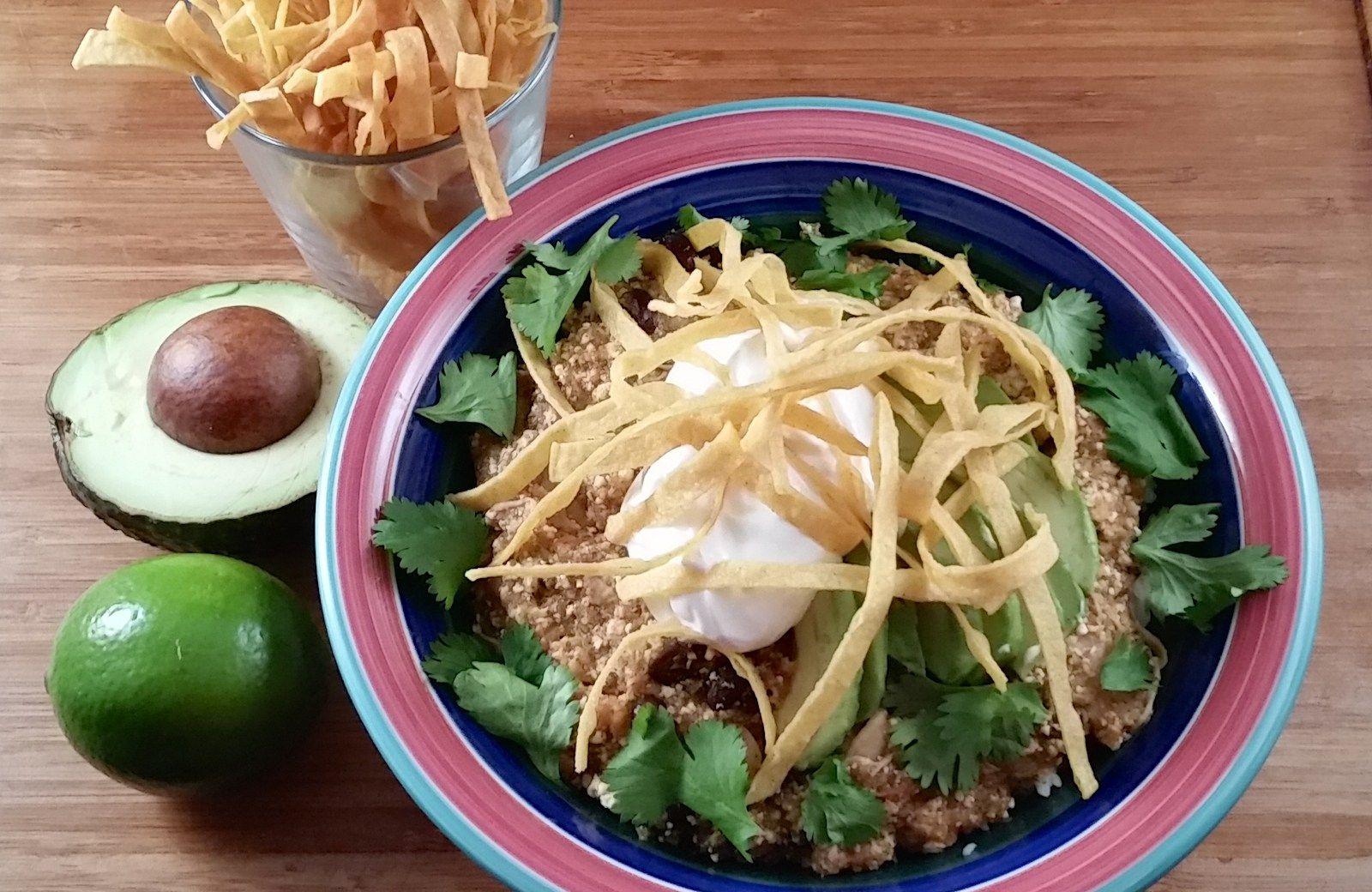 Bowl Of Awesome: Chili Fresco Mexicano Recipe