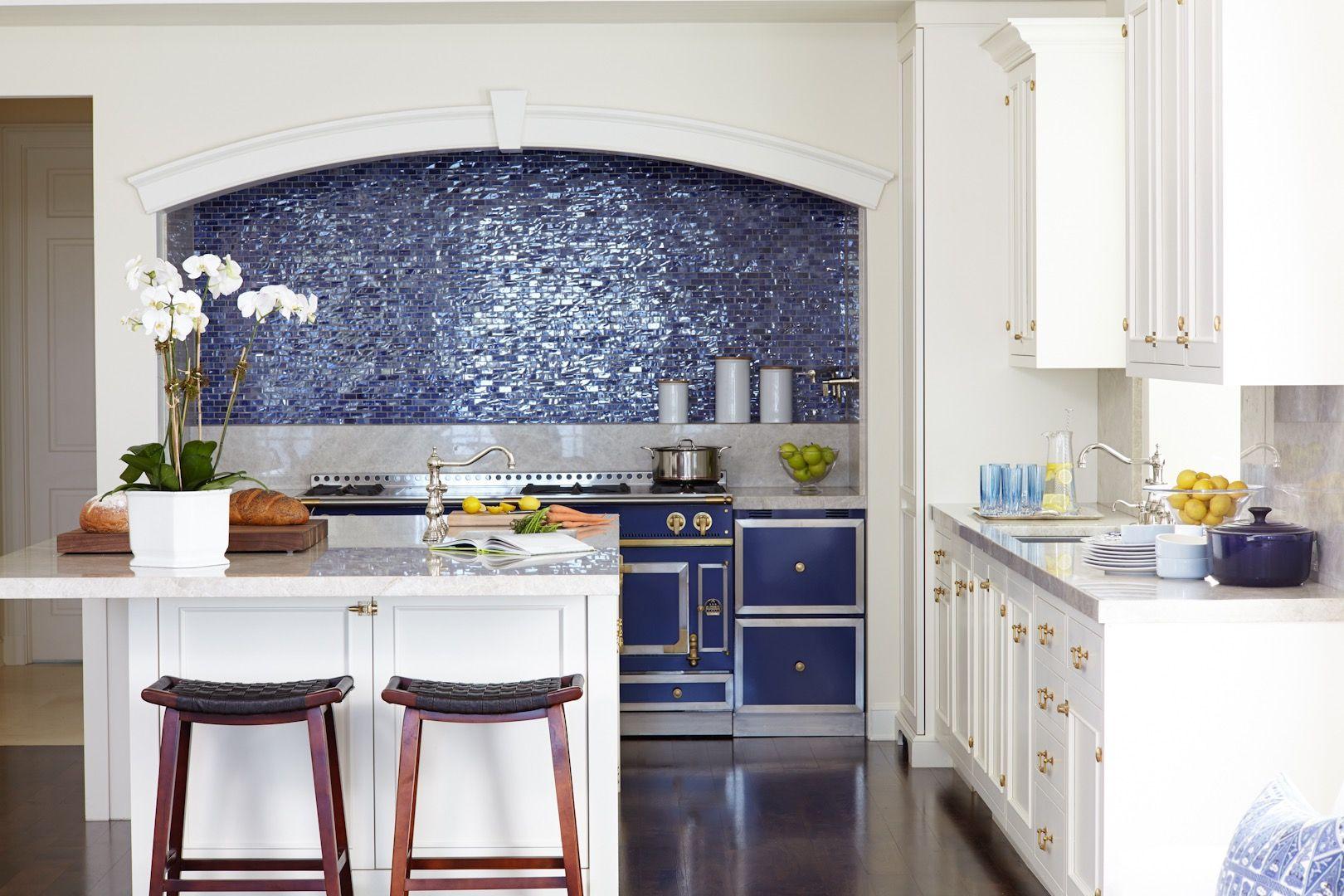 33 Colorful Kitchen Backsplashes Kitchen Design Kitchen Colors