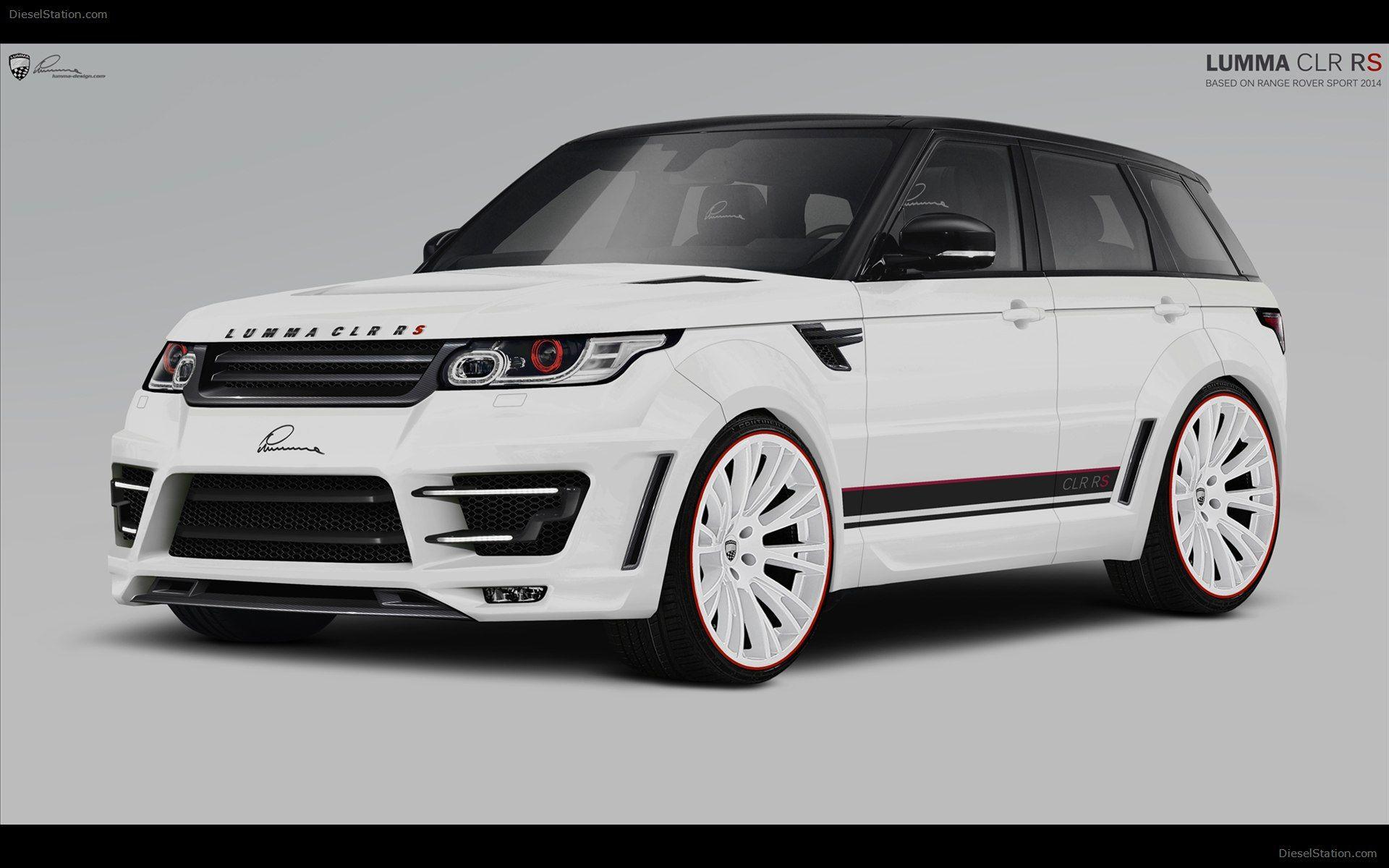 range rover sport 2014 | LUMMA Design Range Rover Sport 2014 Widescreen Exotic Car Wallpaper ...