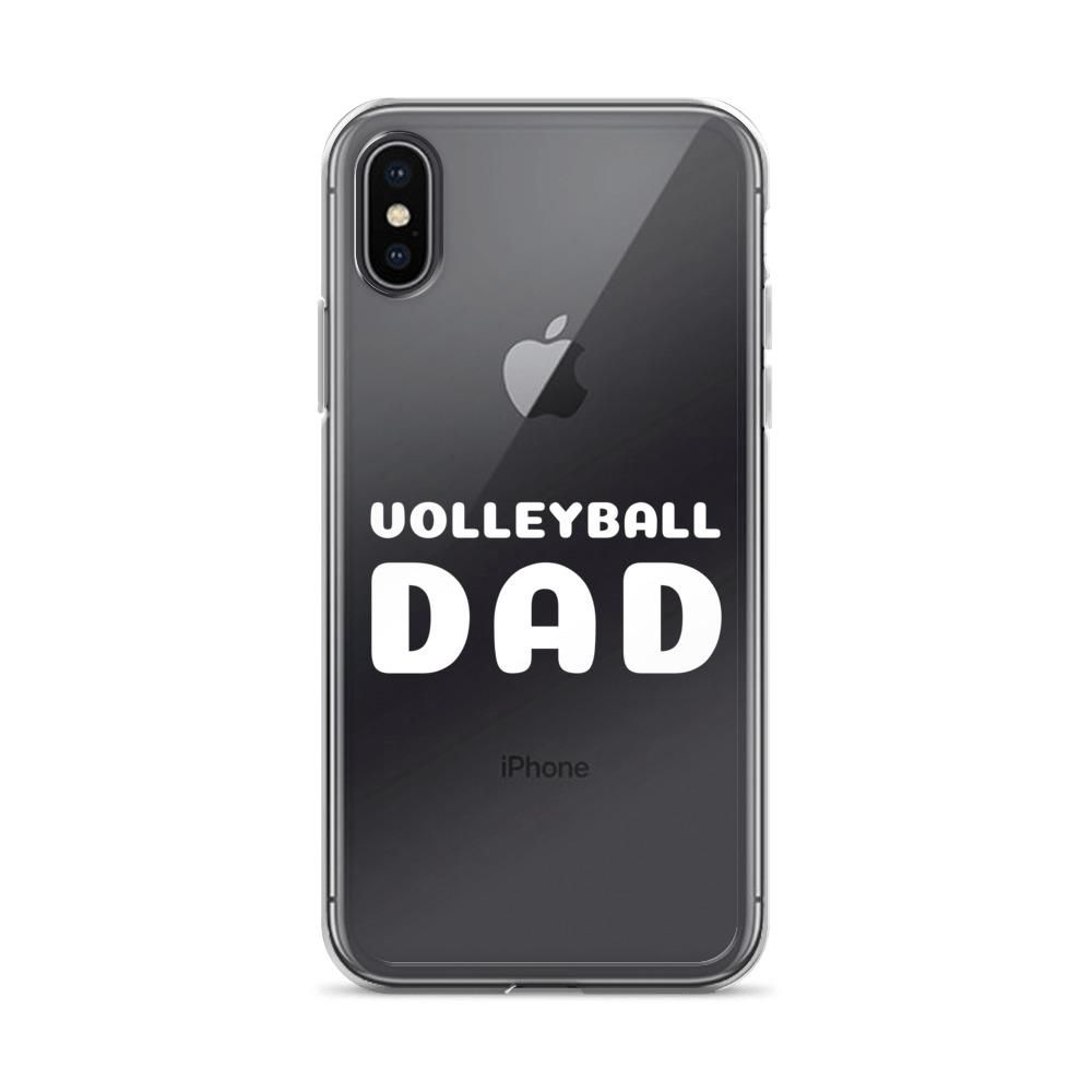 Volleyball Dad Iphone Case Iphone Cases Iphone Case