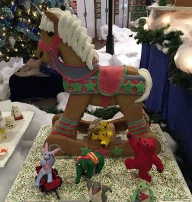The 24th annual Gingerbread Lane opened this week at the Hyatt Regency Vancouver, and there are more than just houses to feast your eyes on. Over 30…