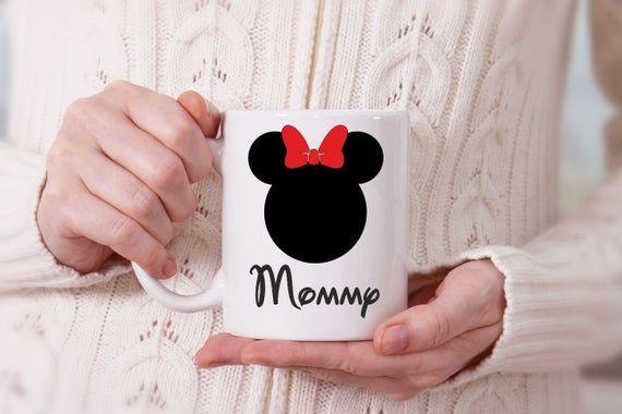 Disney Mugs| Disney Wedding| Bridal Shower Gift| Mickey Mouse Mug| Minnie Mouse Mug| Coffee Mug Anniversary Gift - Couple's Mugs-FM6