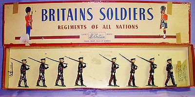 Britains Lead Toy Soldiers - Set #2089 Gloucestershire Regiment - Excellent - http://hobbies-toys.goshoppins.com/toy-soldiers/britains-lead-toy-soldiers-set-2089-gloucestershire-regiment-excellent/