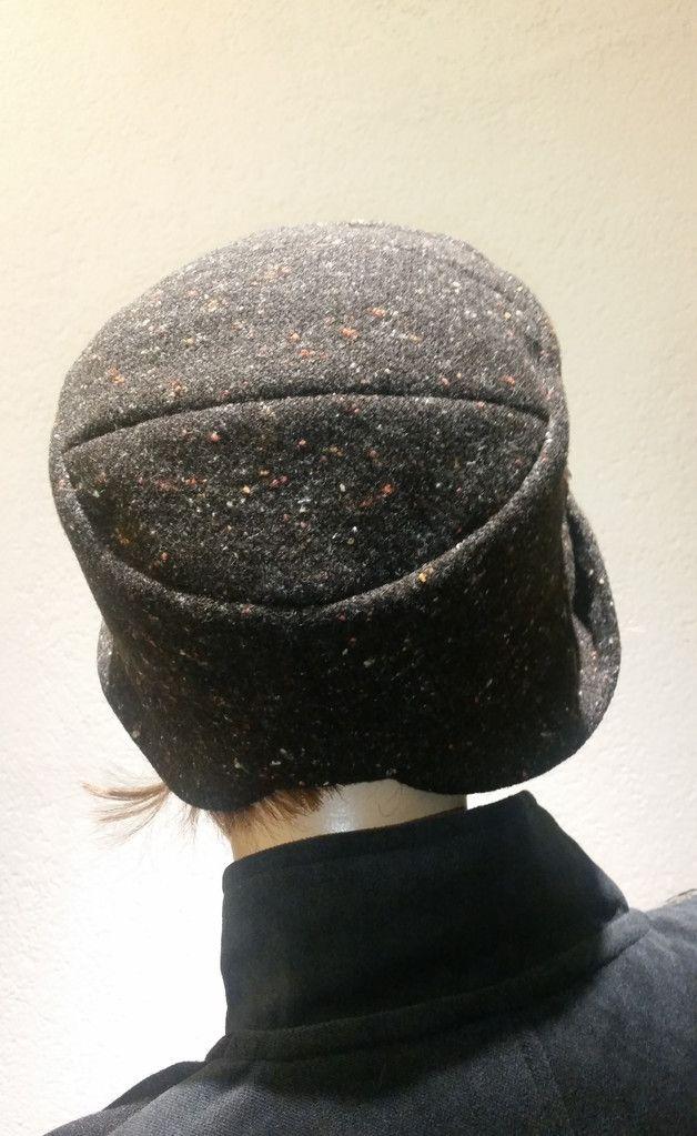 Hüte - Winter Hut Mütze - ein Designerstück von LeinenWelt bei ...