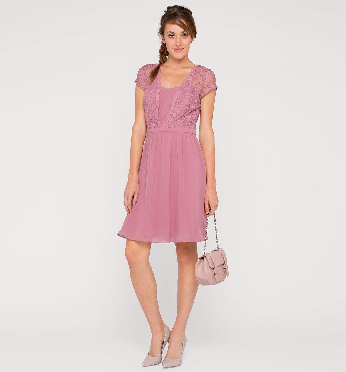 Vestido de chiffon-C&A | Vestidos | Pinterest | Vestidos de mujer ...