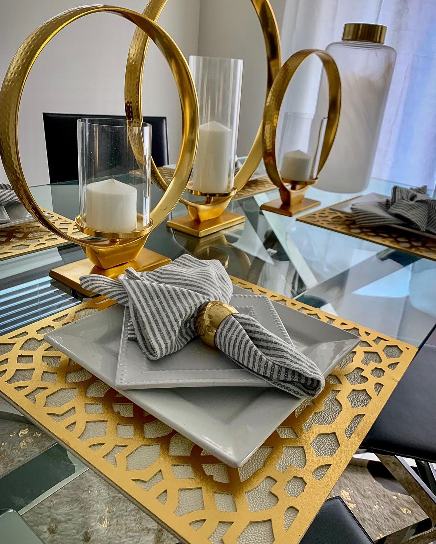 Glam Gold Decor Decor Glam Gold Dining Room Table Decor White Dining Room Decor Gold Dining Room Table
