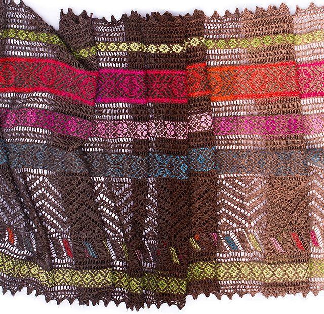 Atlas pattern by Kieran Foley | Stricken und häkeln, Handschuh und Mütze