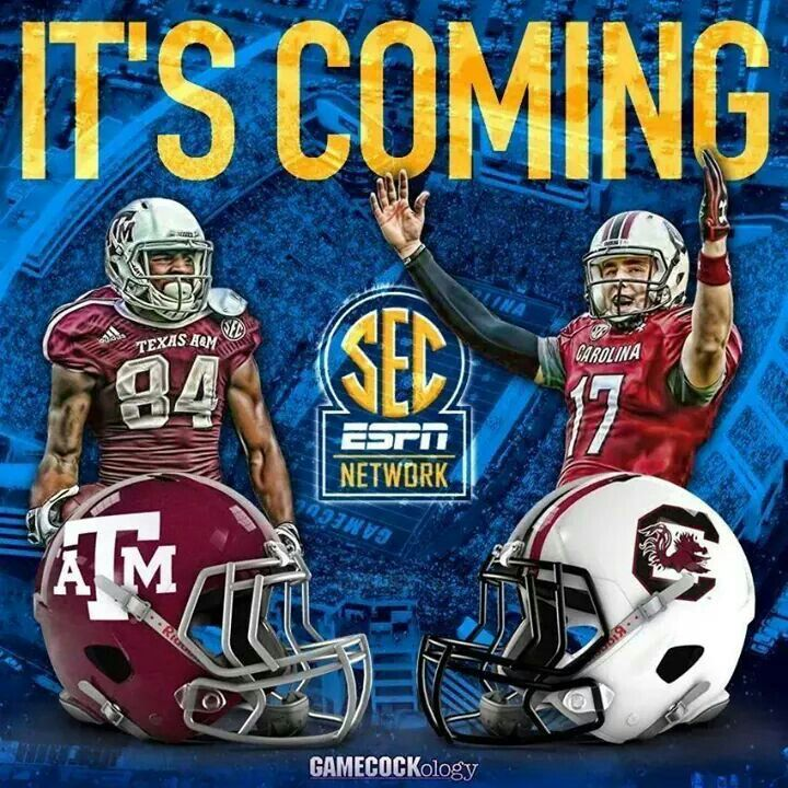 Are you ready for some football gamecocks 2014