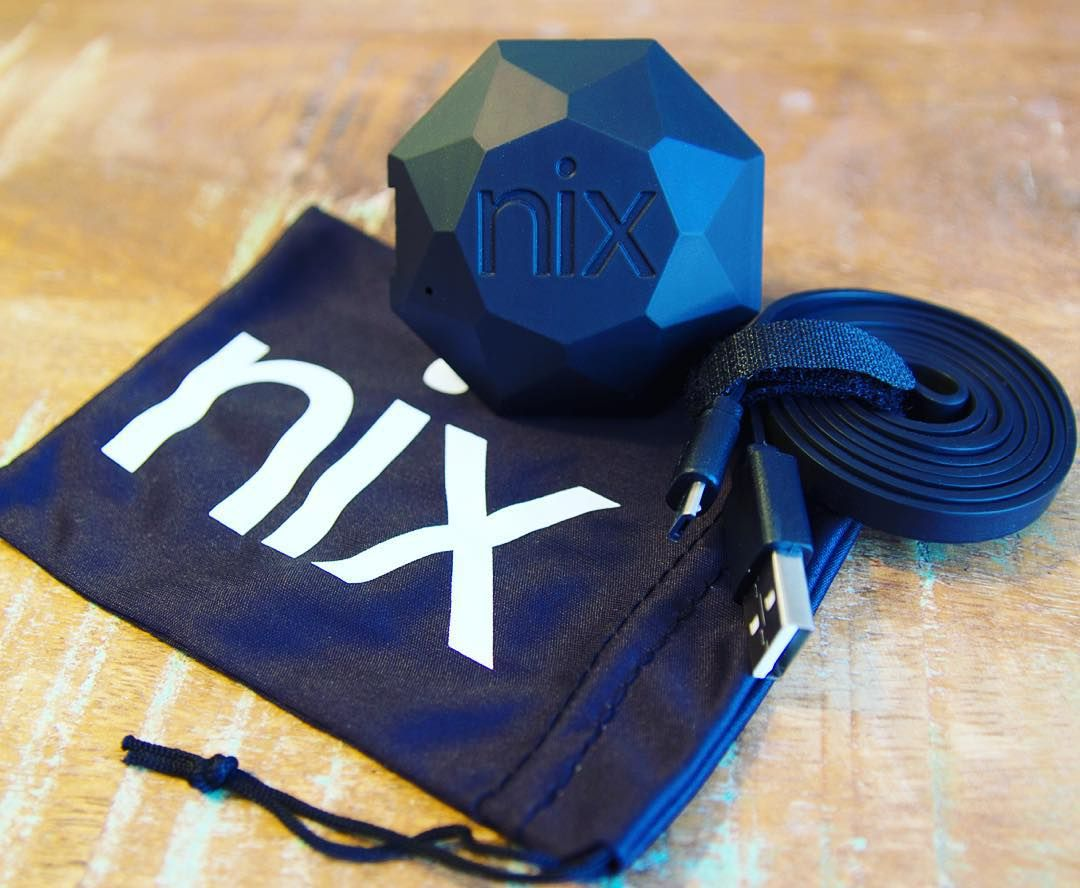 Another #TBT!! The Nix Pro Color Sensor is a real-life color eyedropper tool that takes the guesswork out of color. Simply touch the NIX Pro to any surface and instantly view an accurate color reading on your smartphone. Once scanned you can save share or A/B compare the color swatch with the NIX App for iOS or Android #startups #gadgets #tech