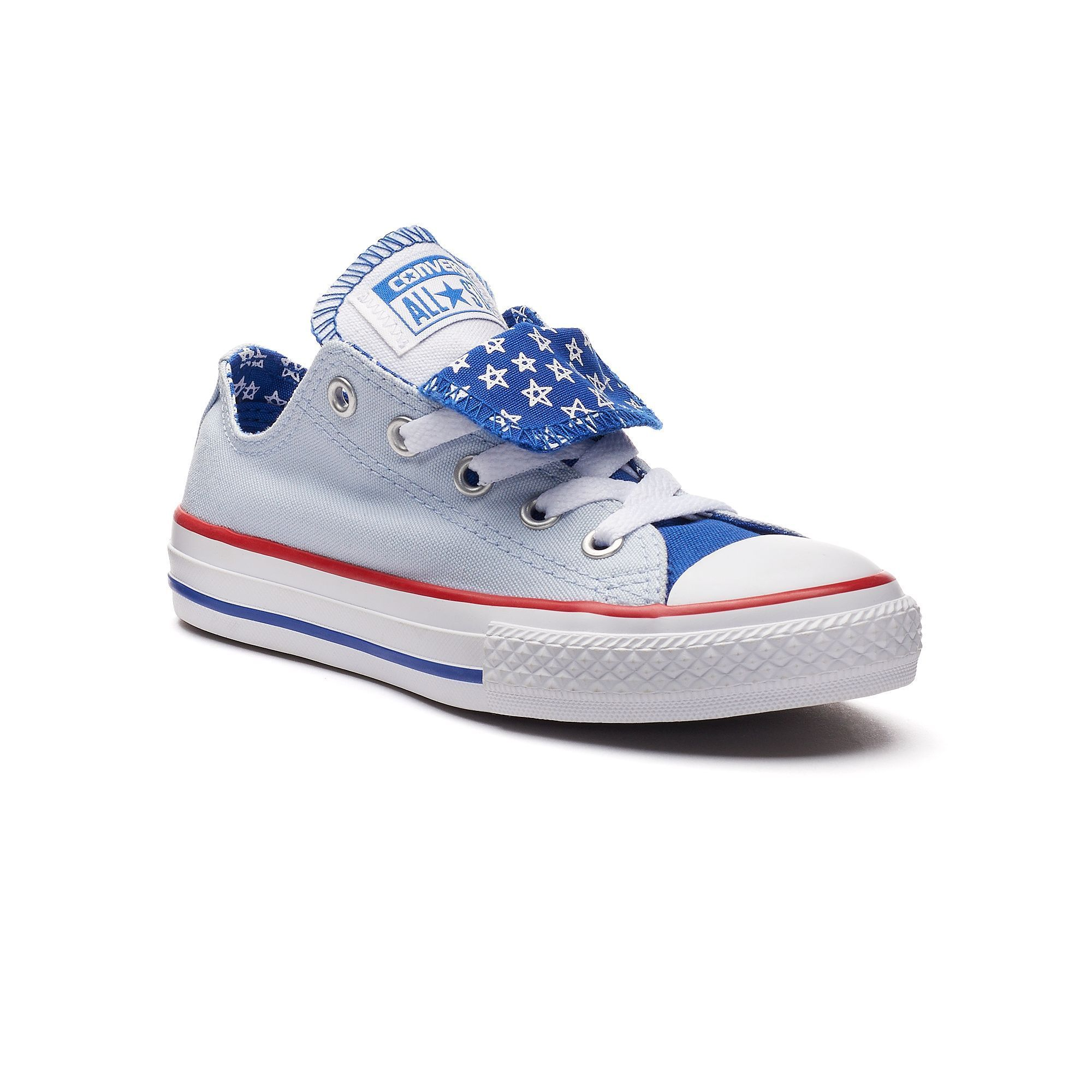 006e6c49c51f Kid s Converse Chuck Taylor All Star Print Double-Tongue Shoes ...